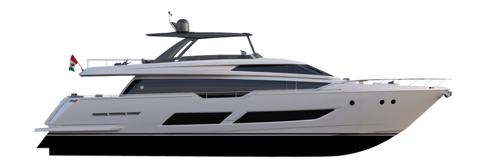 Ferretti 850 TECHNICAL DATA