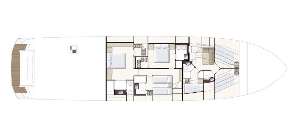 FerrettiYachts_920Project_Lower Deck_20422