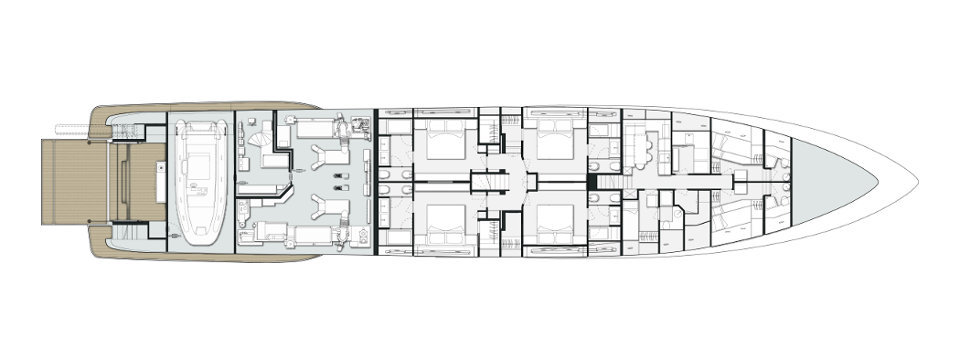 CustomLine_Navetta42_Lower Deck_33535