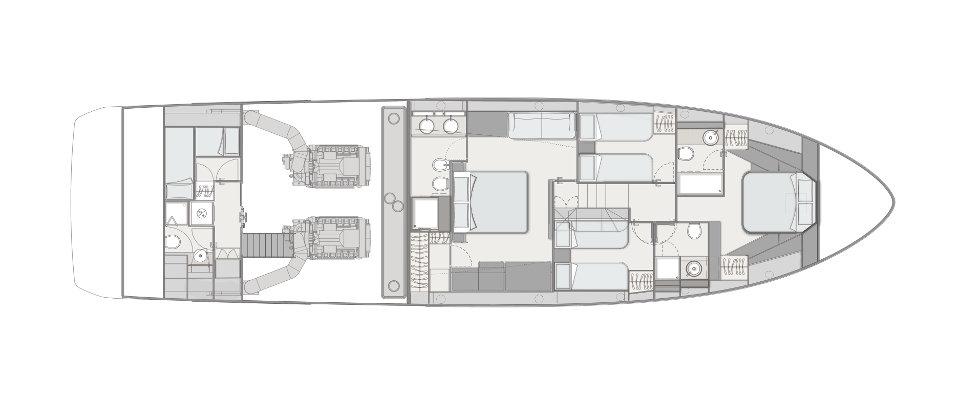 FerrettiYachts_720Project_Lower Deck_35609