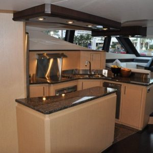 Marquis 720 Galley