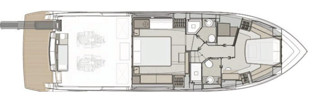 FY500 lower 2-cabin