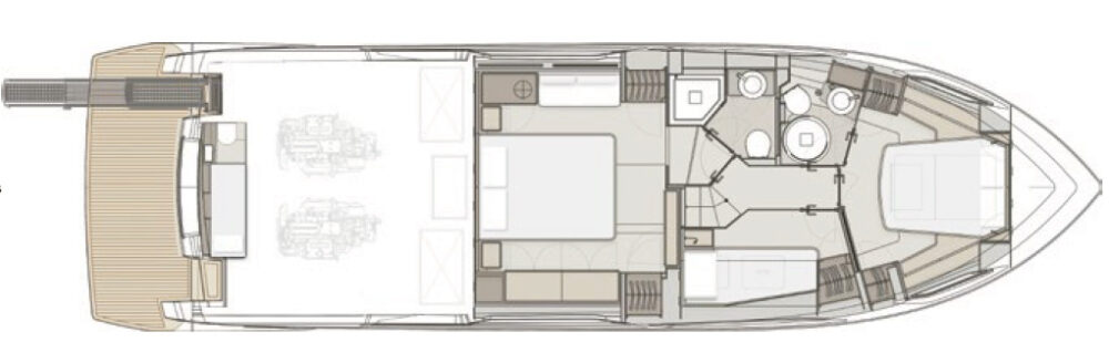 FY500 lower 3-cabin