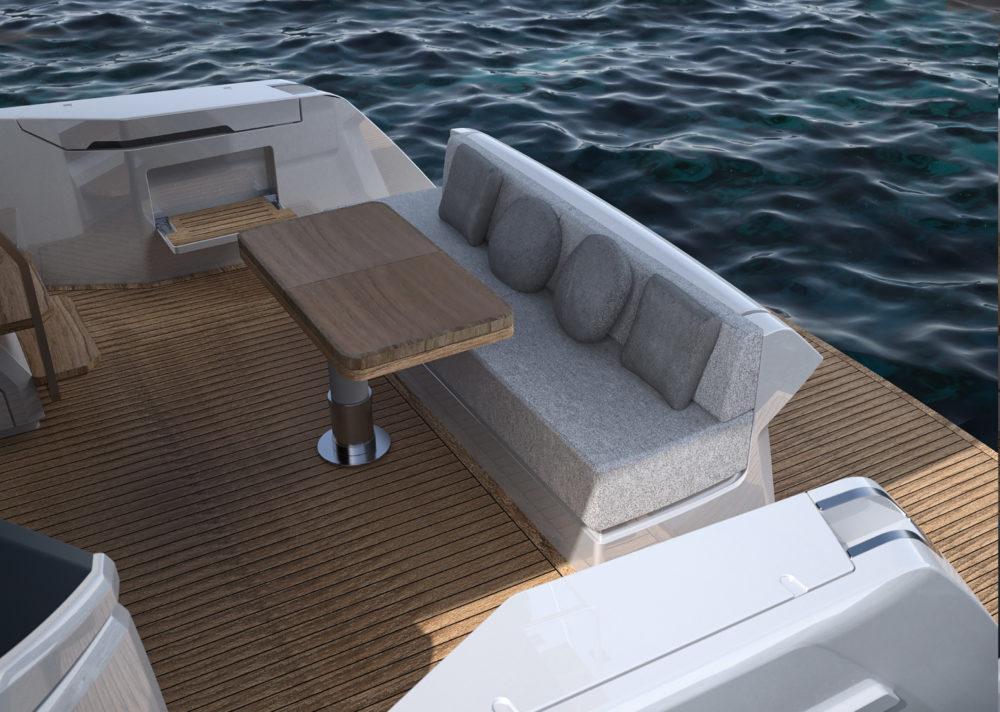 Ferretti Yachts 500_cockpit 1