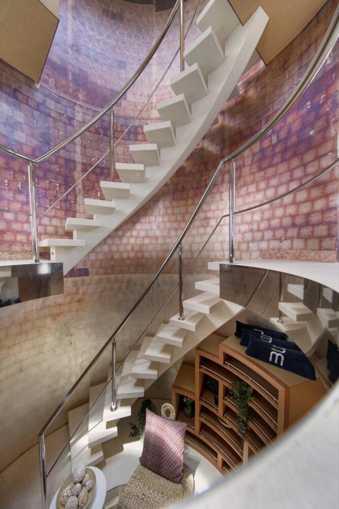 BM Stairs