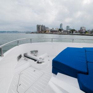 Okean 50' e Okean 55'.  Guarujá, 25 de julho de 2019. Foto: Alexandre Carvalho